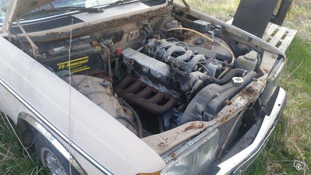 MB W123 W124OM 602 250d Tekniikalla 2