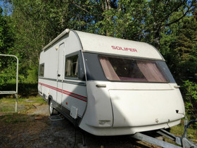 Solifer Artic 560 NS, Asuntovaunut, Matkailuautot ja asuntovaunut, Lohja, Tori.fi