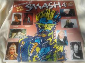 Smash 4, Musiikki CD, DVD ja äänitteet, Musiikki ja soittimet, Loppi, Tori.fi