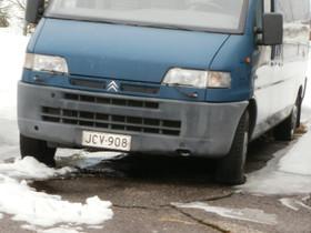 Kevyt kuorma-auto 2.5TD Citroen Jumper vm.1999, Autot, Kitee, Tori.fi
