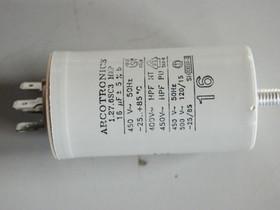 Kondensaattori Indesit 16 Mf C00013582, Pesu- ja kuivauskoneet, Kodinkoneet, Rauma, Tori.fi