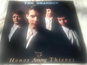 Honor Among Thieves - The Brandos, Musiikki CD, DVD ja äänitteet, Musiikki ja soittimet, Loppi, Tori.fi
