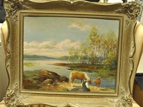 Nikolai Silverberg, Antiikki ja taide, Sisustus ja huonekalut, Turku, Tori.fi