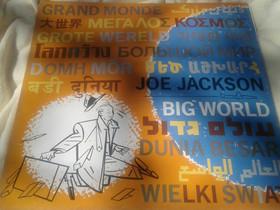 Big world - Joe Jackson, Musiikki CD, DVD ja äänitteet, Musiikki ja soittimet, Loppi, Tori.fi