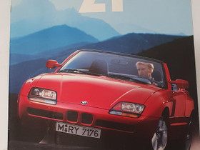 Bmw Z1 alkuperäinen esite, Lisävarusteet ja autotarvikkeet, Auton varaosat ja tarvikkeet, Espoo, Tori.fi