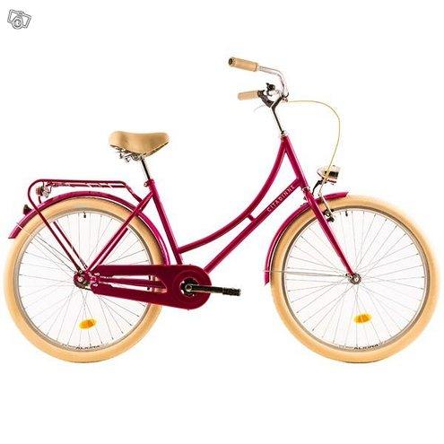 DHS Citadinne naisten kaupunkipyörä