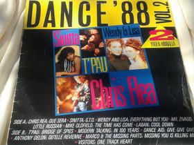 Dance 88, Musiikki CD, DVD ja äänitteet, Musiikki ja soittimet, Loppi, Tori.fi
