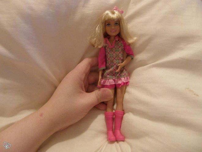 ÄÄRIMMÄISEN HARVINAINEN Marie-nukke Barbie-sarjaa