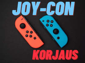 Korjataan Nintendo Switch Joy-con ohjaimia, Palvelut, Kuopio, Tori.fi
