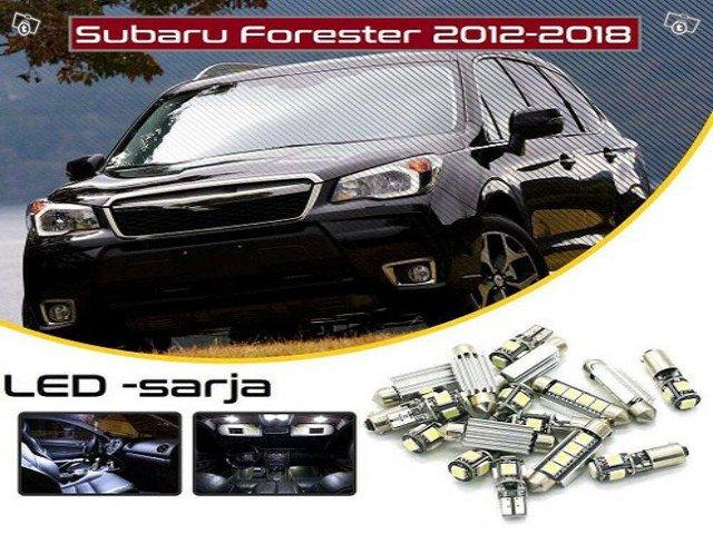 Subaru Forester (SJ) Sisätilan LED -sarja ;x8