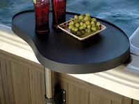 Ulkoporealtaan pöytä