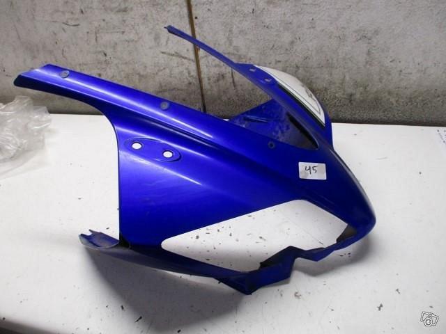 Yamaha YZF 125 R katteita