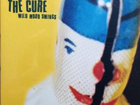 The Cure - Wild Mood Swings CD-levy, Musiikki CD, DVD ja äänitteet, Musiikki ja soittimet, Kangasala, Tori.fi