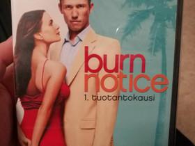 DVD: Burn Notice - Ensimmäinen Tuotantokausi -UUSI, Elokuvat, Espoo, Tori.fi