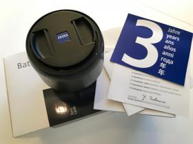 Zeiss Batis 85mm f/1.8, Sony FE objektiivi, Objektiivit, Kamerat ja valokuvaus, Espoo, Tori.fi