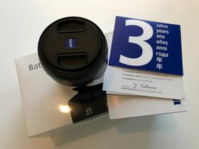 Zeiss Batis 25mm f/2.0, Sony FE objektiivi, Objektiivit, Kamerat ja valokuvaus, Espoo, Tori.fi