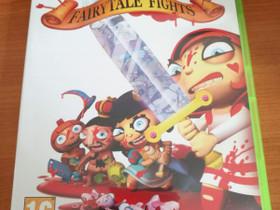 Xbox360: Fairytale Fights, Pelikonsolit ja pelaaminen, Viihde-elektroniikka, Helsinki, Tori.fi