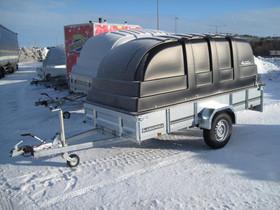 Aisapoika 3.3KJM 1500kg peräkärry, Peräkärryt ja trailerit, Auton varaosat ja tarvikkeet, Tampere, Tori.fi