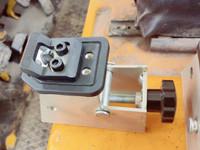 Rengaskoneen adapterisarja  -21