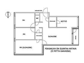 Kerrostalo 4h+k, Myytävät asunnot, Asunnot, Sodankylä, Tori.fi