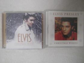 Elvis Presley kaksi joulukokoelmaa, Imatra/posti, Musiikki CD, DVD ja äänitteet, Musiikki ja soittimet, Imatra, Tori.fi