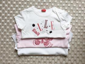 3 kpl T-paita kokoa 86cm (Elle, Benetton, Esprit), Lastenvaatteet ja kengät, Helsinki, Tori.fi