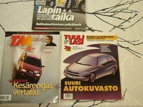Tekniikan maailma, Lehdet, Kirjat ja lehdet, Riihimäki, Tori.fi