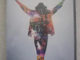 Michael Jackson's This Is It -dvd, Imatra/posti, Musiikki CD, DVD ja äänitteet, Musiikki ja soittimet, Imatra, Tori.fi