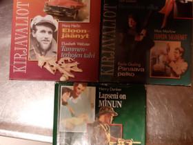 Kirjavalion 3 kirjaa, Muut kirjat ja lehdet, Kirjat ja lehdet, Hämeenlinna, Tori.fi