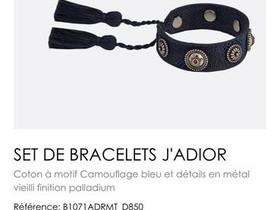 Dior barcelet set, Muut asusteet, Asusteet ja kellot, Helsinki, Tori.fi
