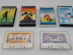 Lasten kasetteja, Musiikki CD, DVD ja äänitteet, Musiikki ja soittimet, Kuopio, Tori.fi