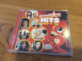 Staraoke hits -cd, Musiikki CD, DVD ja äänitteet, Musiikki ja soittimet, Vantaa, Tori.fi