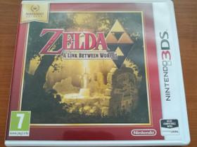 3DS: The Legend of Zelda - Link Between Worlds, Pelikonsolit ja pelaaminen, Viihde-elektroniikka, Espoo, Tori.fi