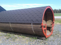 Tynnyrisauna TS45TP Tarkenoo saunoora taas