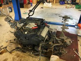 Audi 100 v6 tekniikka automaattiaskilla, Autovaraosat, Auton varaosat ja tarvikkeet, Kaarina, Tori.fi