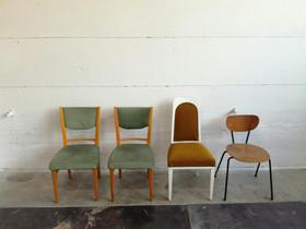 Vanhoja tuoleja, Pöydät ja tuolit, Sisustus ja huonekalut, Salo, Tori.fi