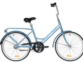 """Solifer Kombi 24"""" 1-v vaalean sininen polkupyörä, Muut pyörät, Polkupyörät ja pyöräily, Harjavalta, Tori.fi"""