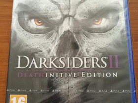 (UUSI) Ps4: Darksiders II - Deathinitive Edition, Pelikonsolit ja pelaaminen, Viihde-elektroniikka, Espoo, Tori.fi