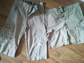 Poikien 150cm R-collection shortsit ja 3/4 shortsi, Lastenvaatteet ja kengät, Oulu, Tori.fi