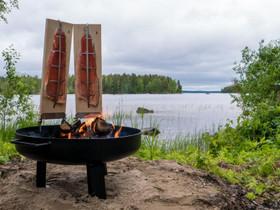 Carelia grill loimu 55, Pihakalusteet ja grillit, Piha ja puutarha, Harjavalta, Tori.fi
