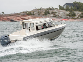 Buster CABIN Q-EDITION+YAMAHA F200 GE, Moottoriveneet, Veneet, Lappeenranta, Tori.fi