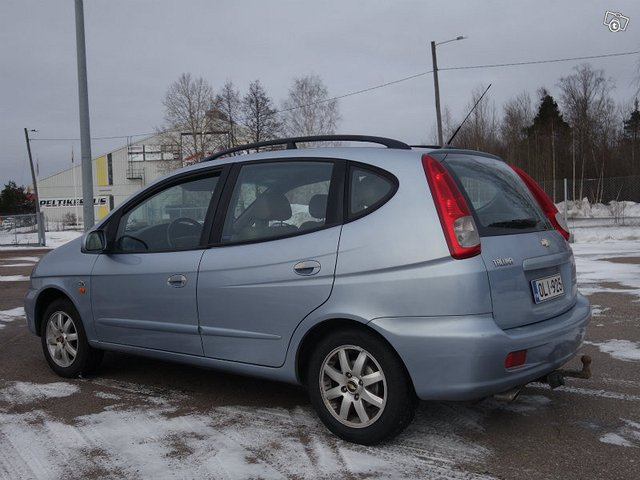 Chevrolet TACUMA 4