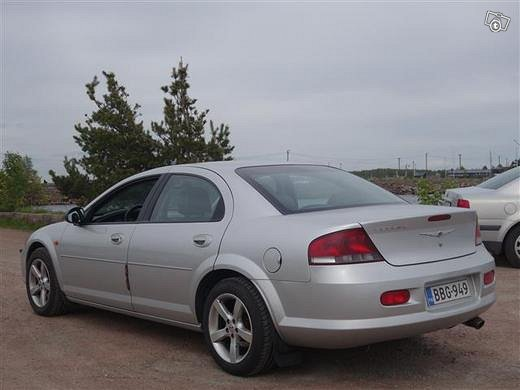Chrysler SEBRING 4