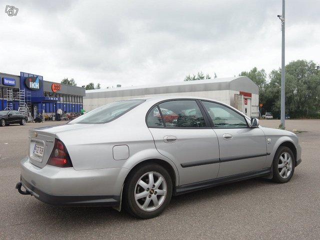 Chevrolet EVANDA 3