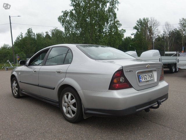 Chevrolet EVANDA 4