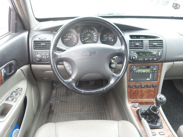 Chevrolet EVANDA 5