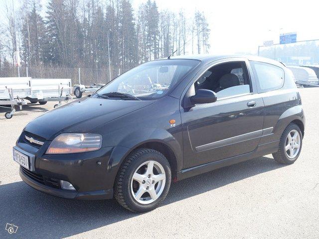 Chevrolet KALOS 2