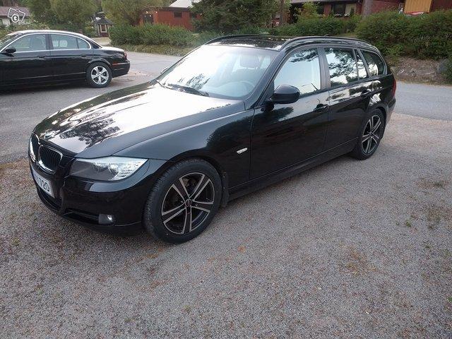 BMW 318 TDI 2.0 Farmari 2