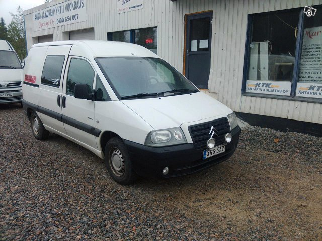 CITROEN Jumpy 1,9 D