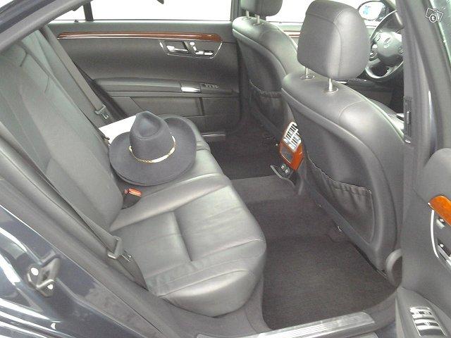 Mercedes-Benz S-kori Lang 7